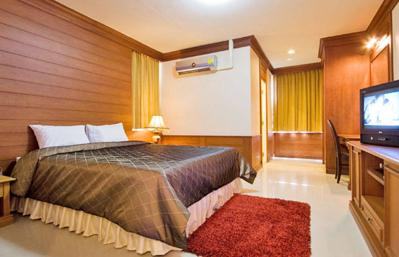 Convenient Park Bangkok Hotel