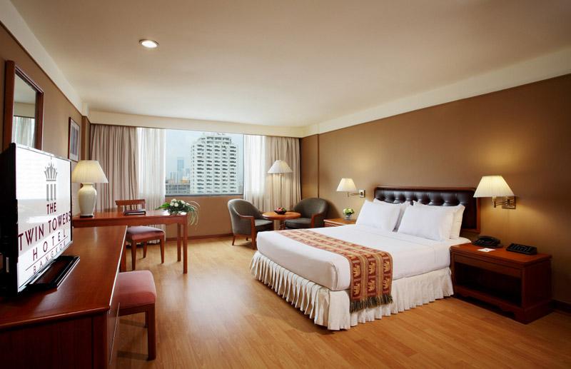 The Twin Towers Hotel Bangkok