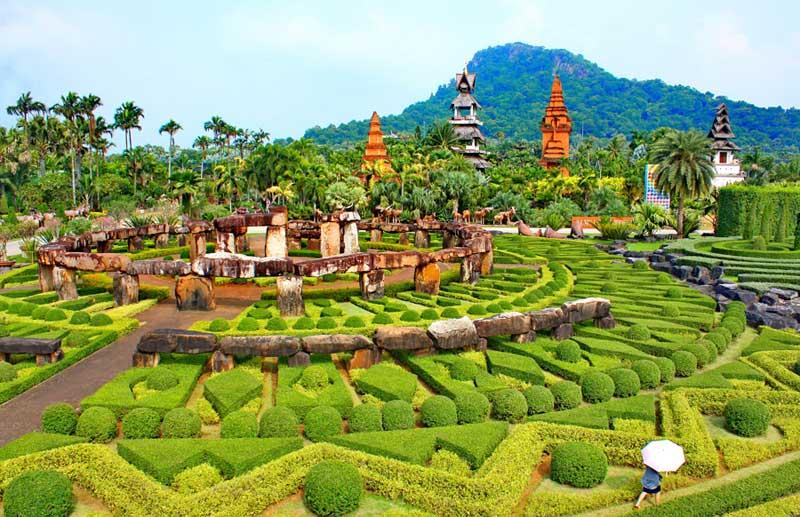 Nongnooch Garden & Resort