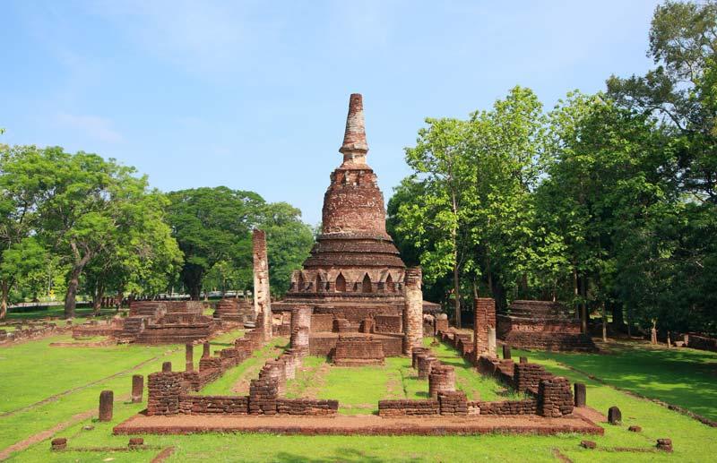 Kamphaeng Phet Historical Site