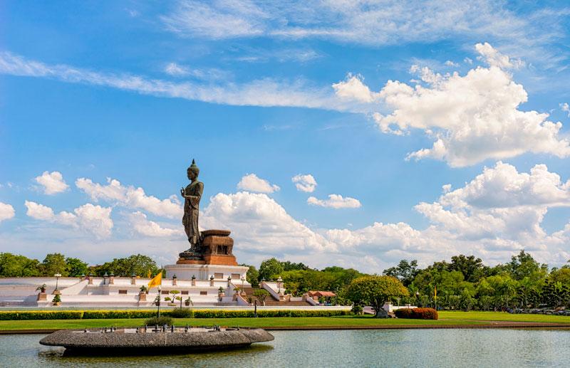 Phuttha Monthon Park & Utthayan Road