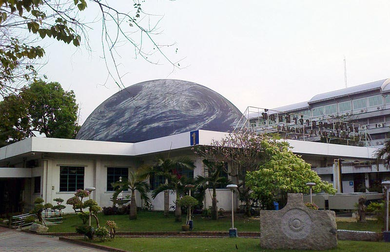Museum of Sciences (Bangkok Planetarium)