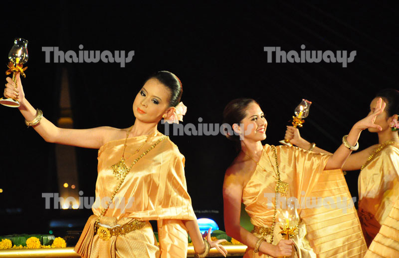 Dinner with Thai Dance