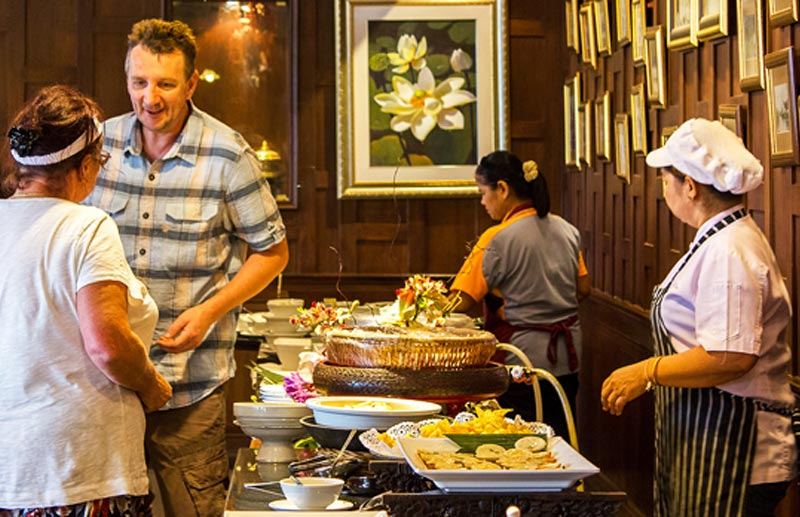 Wanfah Restaurant & Cruise