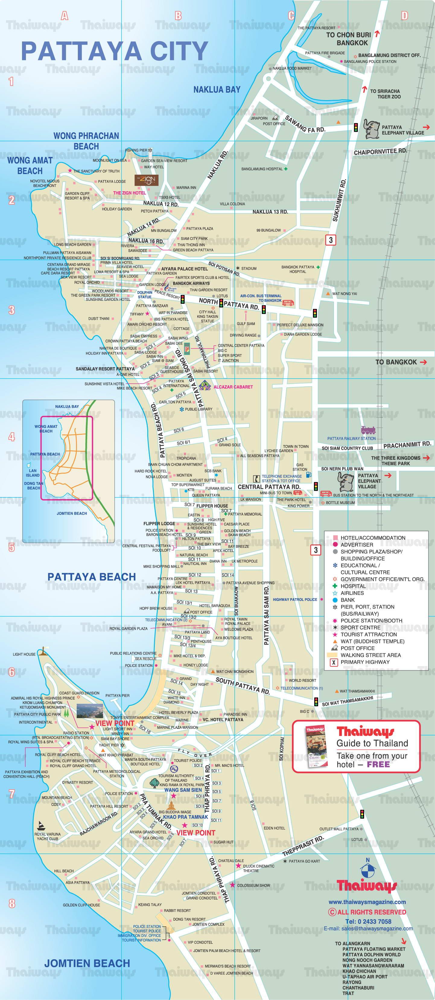 pattaya_map
