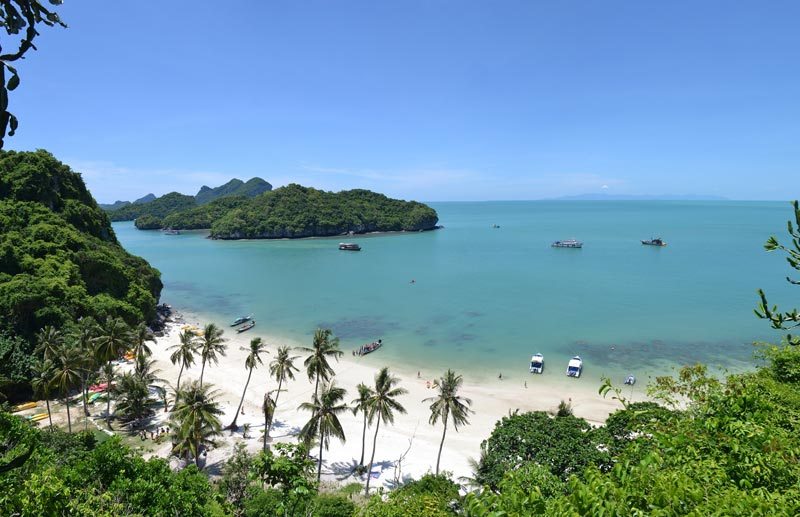 Ang Thong Islands National Marine Park